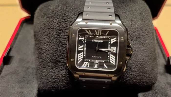 sell cartier santos watch